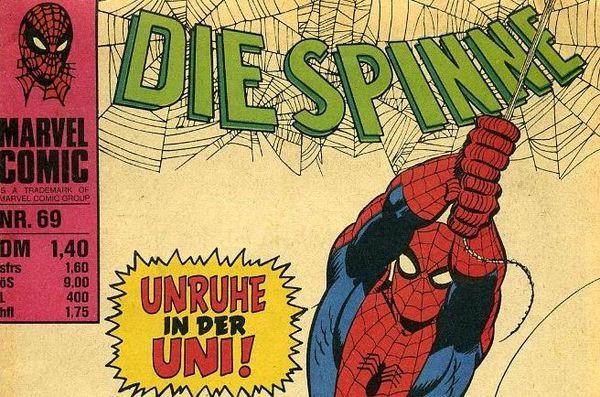 German Spider-Man